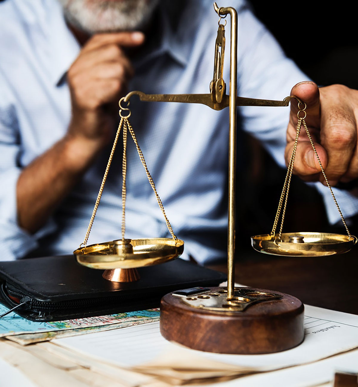 Welcome to the New Normal: The State of Law Firm.